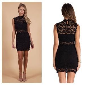 Nightcap Dixie Lace Victorian Lace Dress